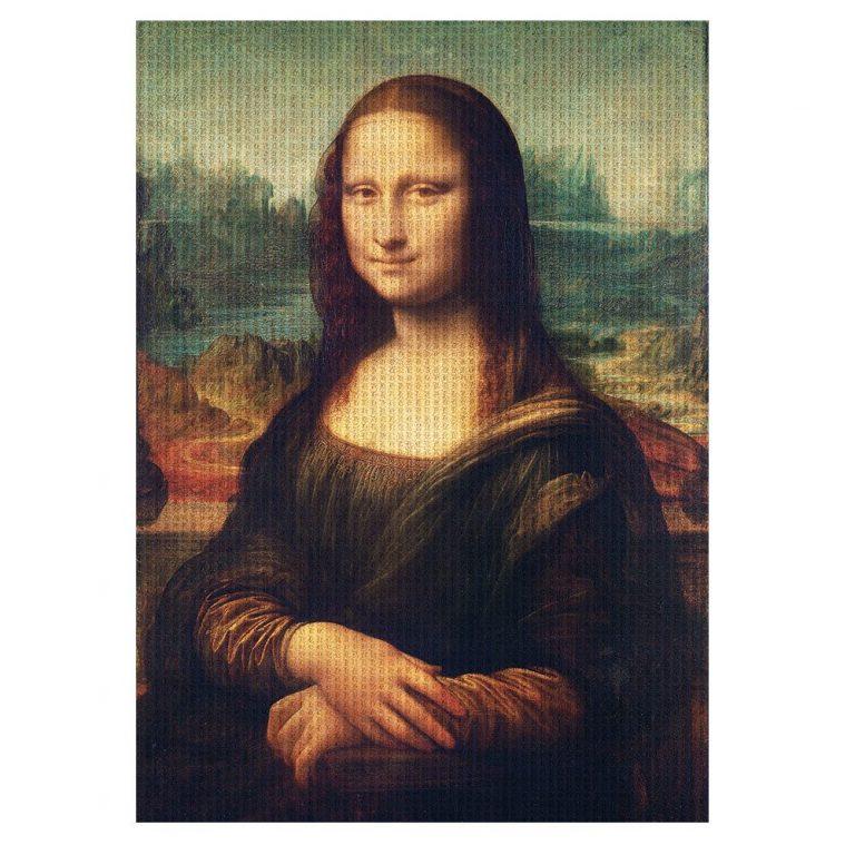 Lord Lou Copycat Art Scratcher – Mona Lisa 1