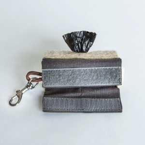 cloud_7_doggy_do_bag_snap_hook_silver