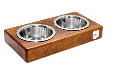 BowlAndBone-Republic-bowl-for-dog-DUO-amber