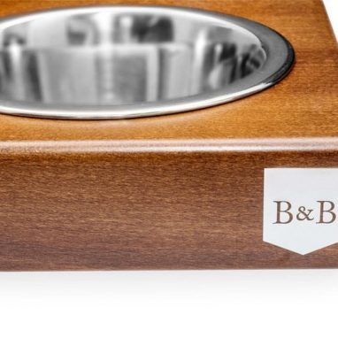 BowlAndBone-Republic-bowl-for-dog-SOLO-amber-