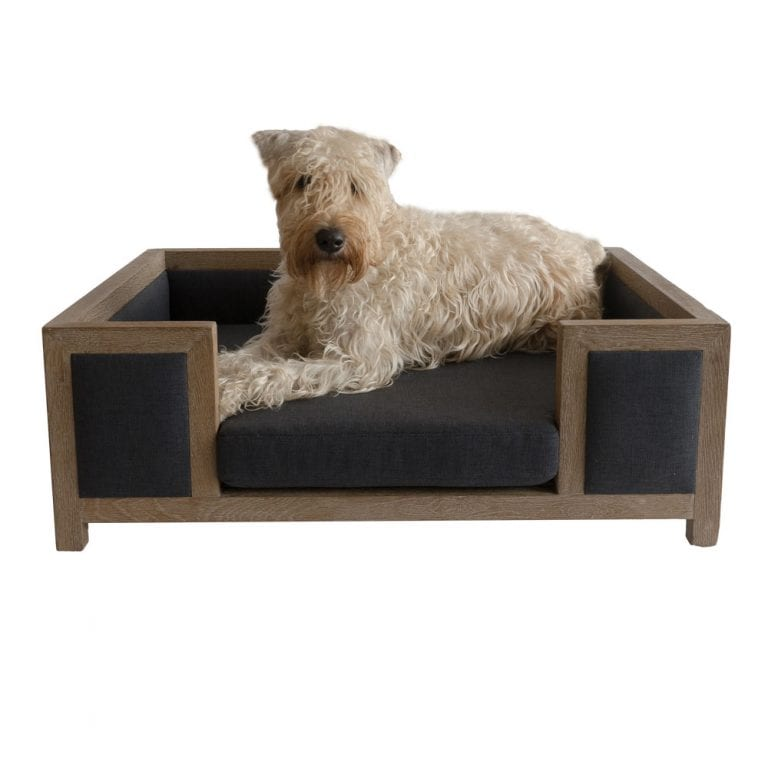 Austin lord lou luxury dog bed