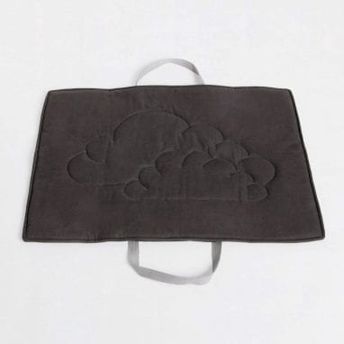Cloud7 Dog Travel Bed Mocca_Open