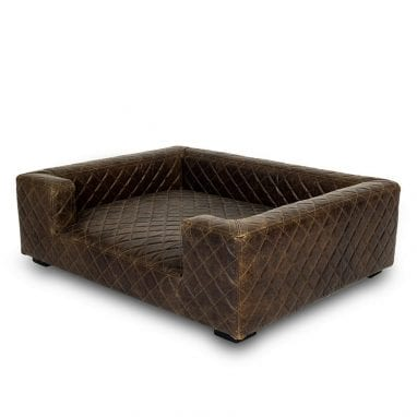 lord lou luxury dog bed Edoardo