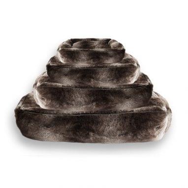 lord lou dog cushion Harvey-Silverfox