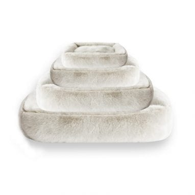 lord lou dog cushion Harvey-arctic