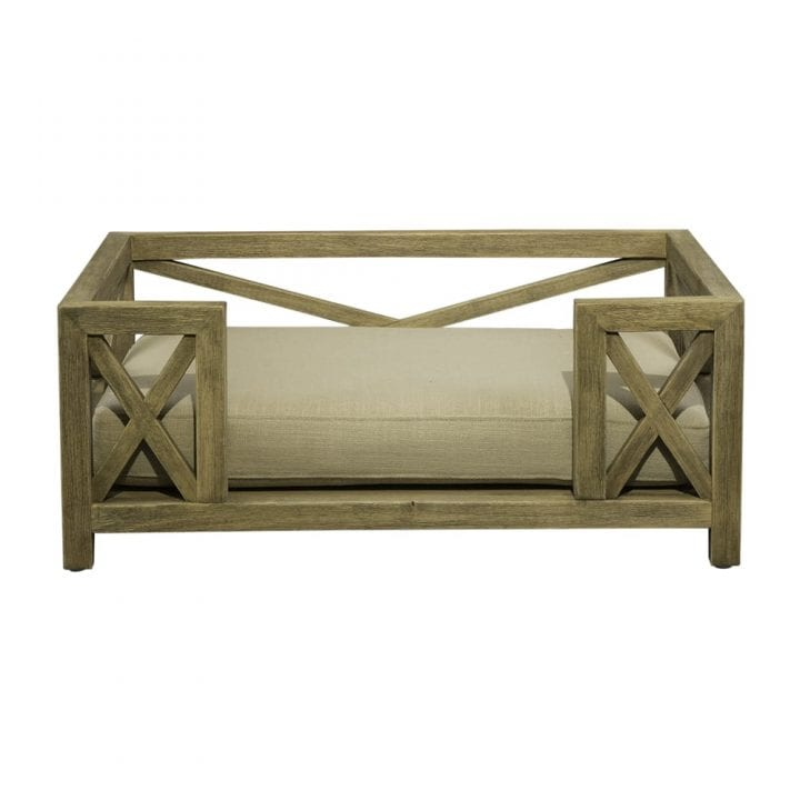 Jaclyn lord lou luxury dog bed