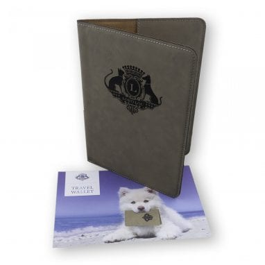 lord lou pet Travel-Wallet