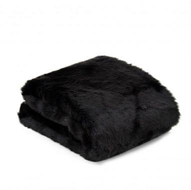 Tweedmill Throw-FF-Black-Bear