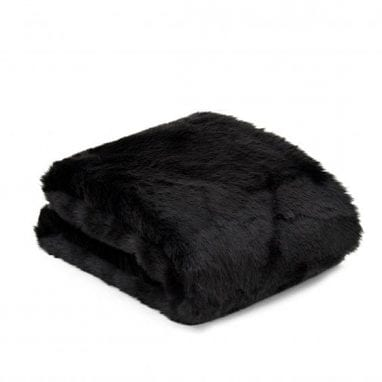 Tweedmill Throw-FF-Black-Bear