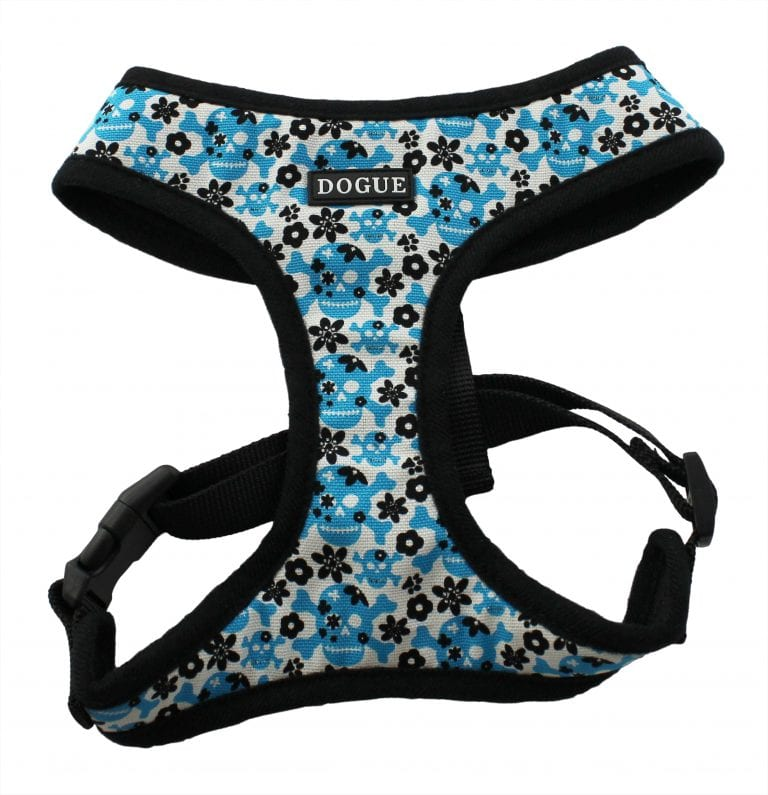 DOGUE Skull Dog Harness 1