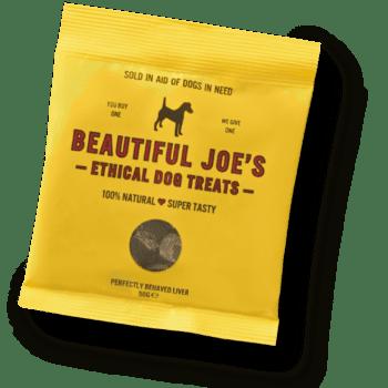 1 Packet beautiful joe's